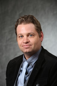 SUNY Empire Recruiter Christopher Rolley